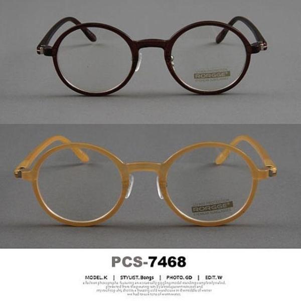 압구정클럽 PCS 7468 패션안경테 안경태 뿔테 금속 상품이미지