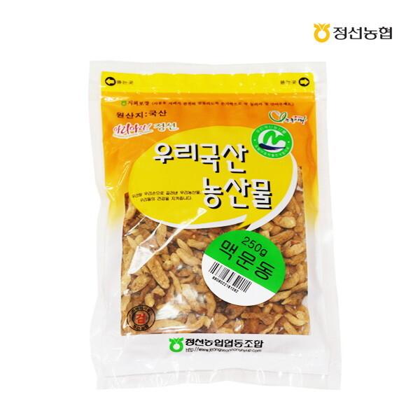 정선농협  우리농산물 맥문동250g 상품이미지