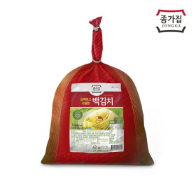 [종가집] 백김치 3kg
