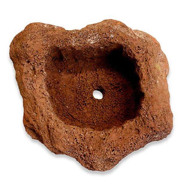 화산석화분 (6호)  천연석화분 돌화분 자연석화분 상품이미지