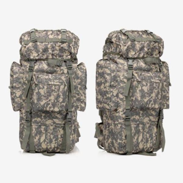 남자 택티컬 백팩 (ACU) 등산배낭 대형백팩 큰가방 상품이미지
