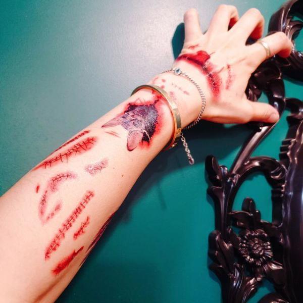 조각100g 숲이키운 장흥표고 조각난 표고버섯의 모 상품이미지