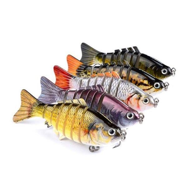 7등분 조인트미노우 하드베이트 낚시 루어 상품이미지