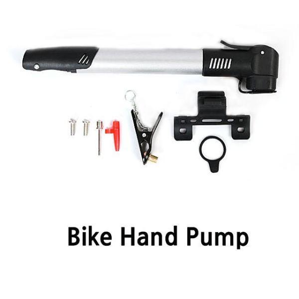 자전거손펌프 - 자전거용품 자전거펌프 휴대용자전 상품이미지