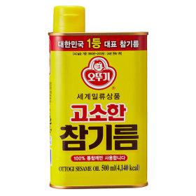 고소한 참기름(CAN) 500ml