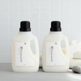 살림백서 섬유유연제 1+1 미세플라스틱 free(단하루)