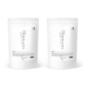 살림백서 과탄산소다 3kg 대용량 리필형 1+1 (단하루)
