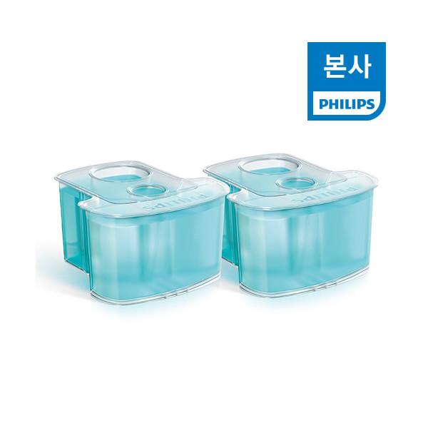 PHILIPS 면도기 세척액 스마트클린 전용 세척카트리지 JC302/51 상품이미지