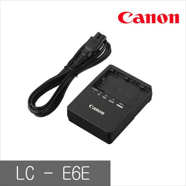 (캐논 정품)포토나라 LC-E6E 충전기 LP-E6/E6N 전용 상품이미지