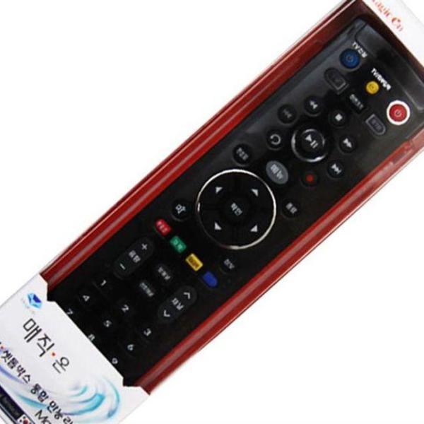 TV셋톱박스통합만능 리모콘 1개 티비리모컨 상품이미지