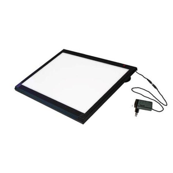 라이트박스(LED-BA4)A4 블랙/ 애니메이션 만화 콘티 상품이미지