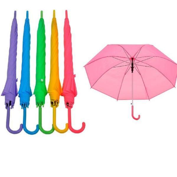 반투명5색우산 자동 선물용 개업식 판촉물 답례품 상품이미지