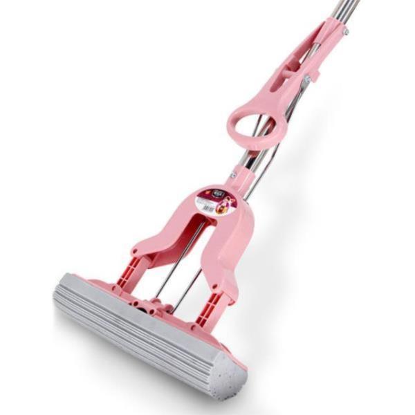 매직 밀대걸레 펄프청소기 핑크 상품이미지