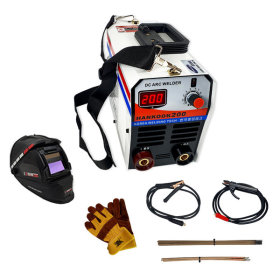 For home/construction site welding machine full set practical package