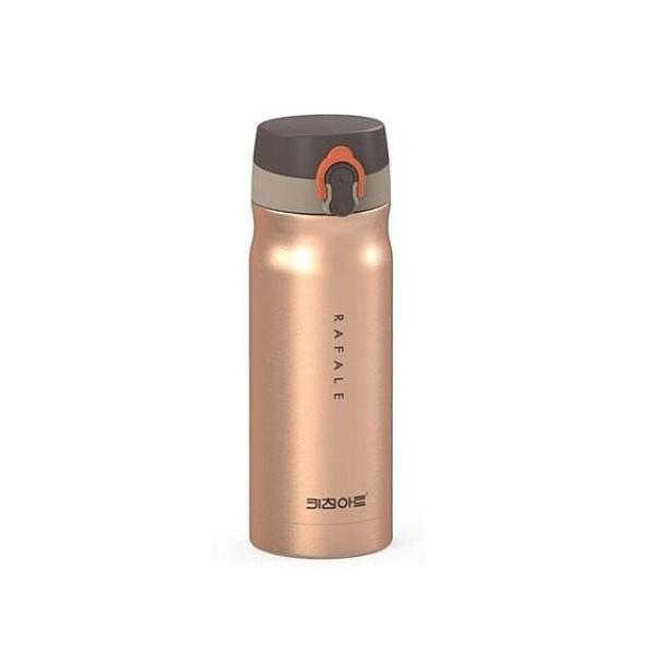 보온라팔골드메탈텀블러(350ml) 보온물병 보냉물병 상품이미지