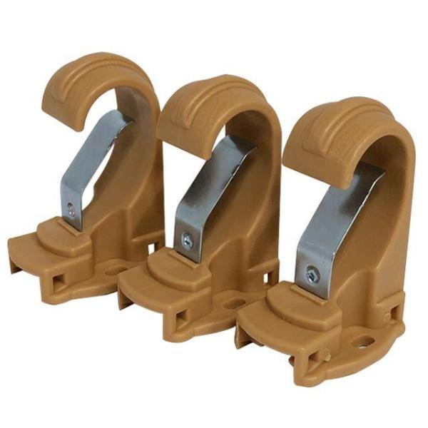 민광 커튼브라켓 25mm K-347 커튼걸이 커튼봉 커텐 상품이미지