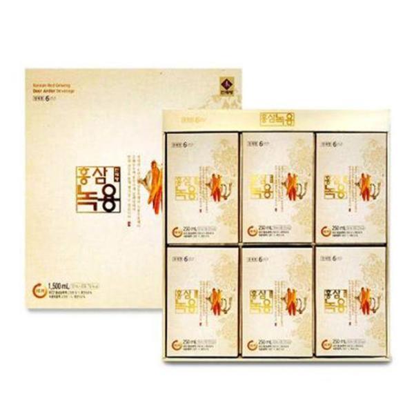 한국인삼중앙회 고려홍삼절편세트 추석선물 부모님 상품이미지