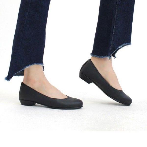 2310 여성빅사이즈단화 빅사이즈신발 민자구두낮은 상품이미지