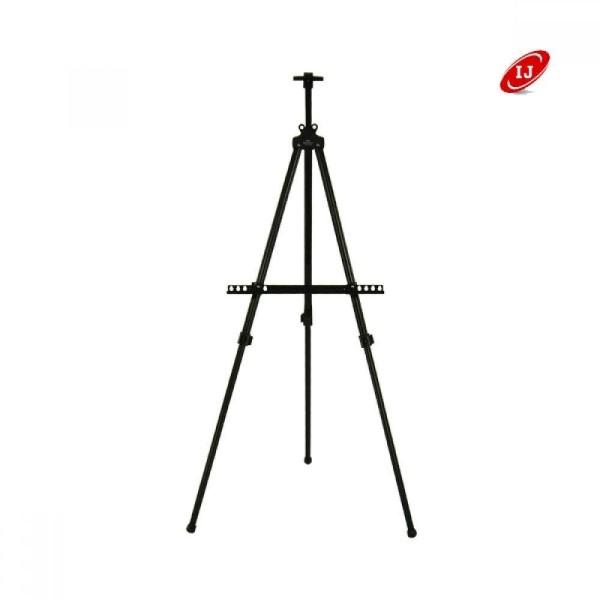 휴대용 접이식 알루미늄 블랙 이젤 92-AE044/간판/ 상품이미지