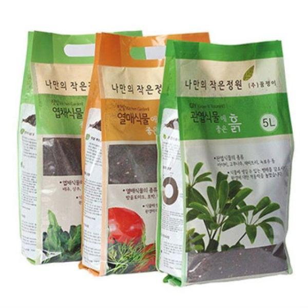 식물에 좋은 흙 5L 상품이미지