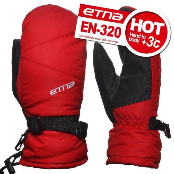 에트나 여성 스키보드 벙어리 장갑 EN-320 RD 상품이미지