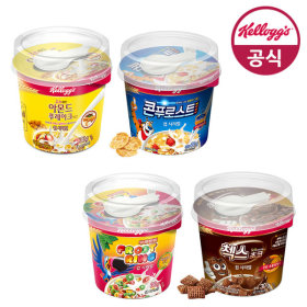 [Kellogg's]Cup Cereal 12