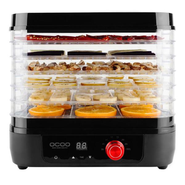 오쿠 식품건조기 과일건조기 5단 투명 OCD-500B 상품이미지