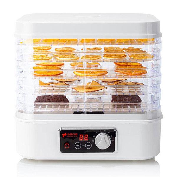 키친아트 식품건조기 과일건조기 5단 투명 LU-500D 상품이미지