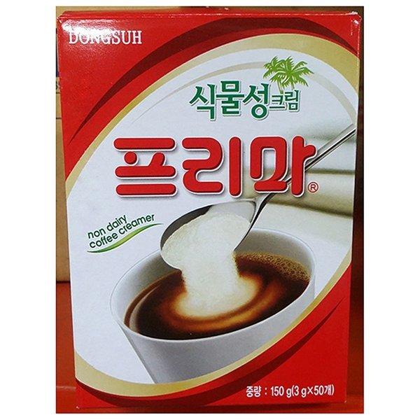 프리마(원두용이지컷 동서 3gx50T)X20  커피프리마 상품이미지