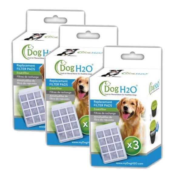(현대Hmall)DOG H2O 강아지용 정수기 필터(3매입)  3개 상품이미지