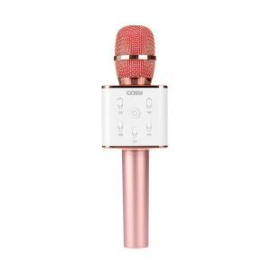 [코시]블루투스 휴대용 무선 마이크 스피커 SP3171MKBT(R)