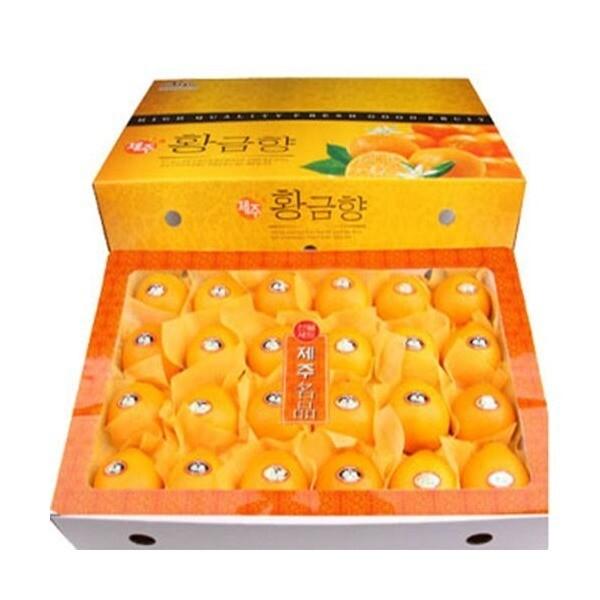 1황금향5kg 대(23~25과)/제주특산품 제주직발송 상품이미지