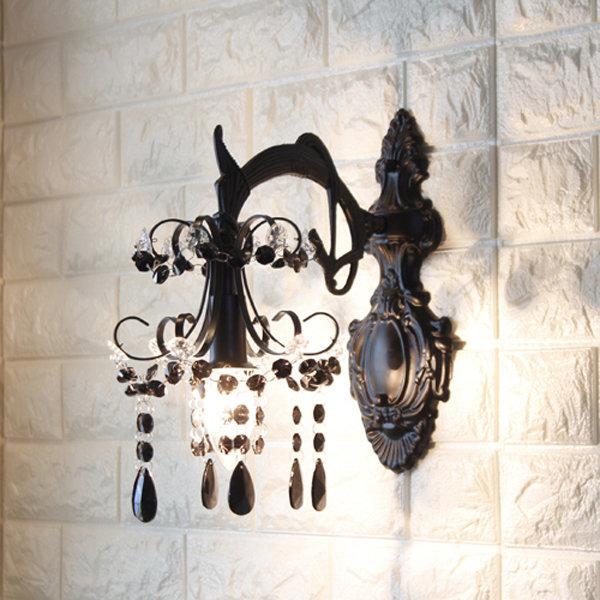 기획하향벽등(블랙)/거실주방인테리어등 상품이미지