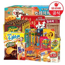 베스트 30종 생크림파이/초코칩/오뜨 외 스낵