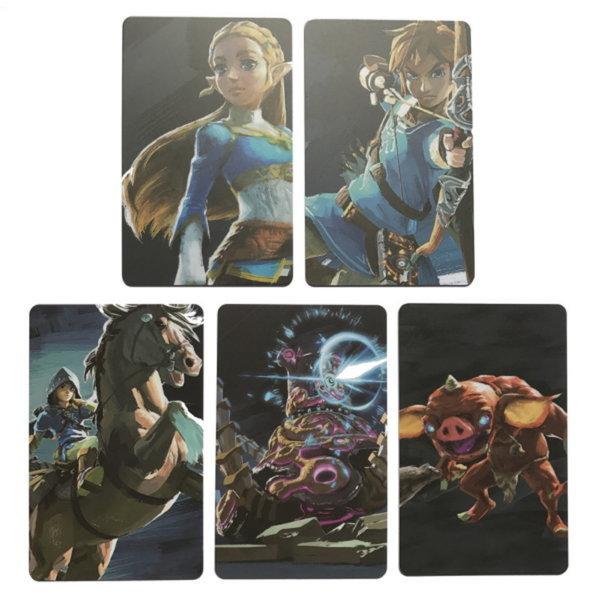 해외배송 17 Pcs 캐릭터 카드 게임 상품이미지