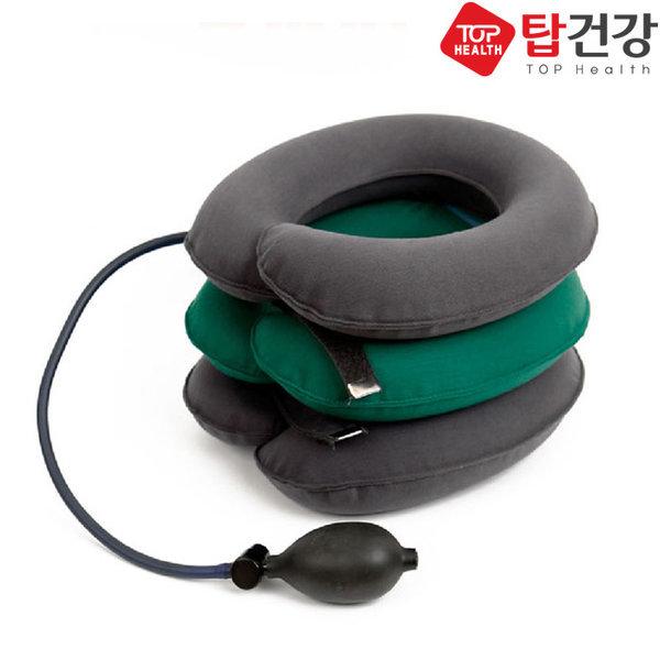 국내산 3단 목견인기 목디스크 거북목 교정기 상품이미지
