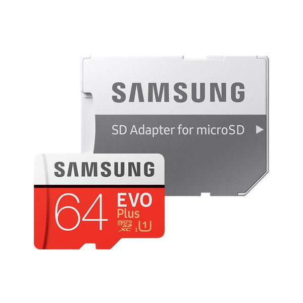 삼성신형 Micro SD카드 64G EVO PLUS U3 메모리카드 상품이미지