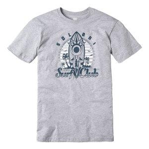 태양의 서핑 클럽 티셔츠