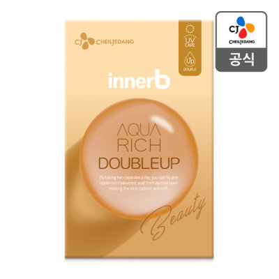 Innerb AQUA RICH (500mg x 56cap) x 1pcs (20% COUPON)