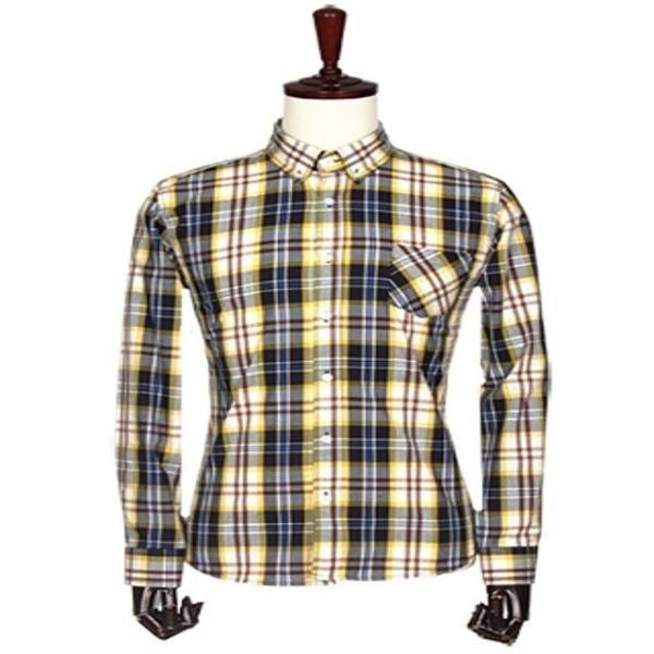캐주얼 타탄체크 셔츠 남성셔츠 포인트셔츠 체크셔 상품이미지