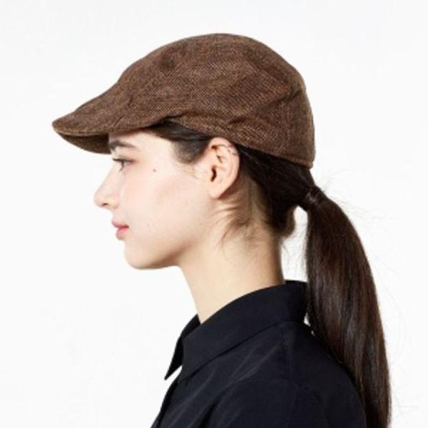 코튼 도리 헌팅캡(S967-투톤베스트)모자 도리구찌 상품이미지