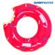 딸기 도넛 튜브 120cm 원형 라이더 라운지 물놀이용품