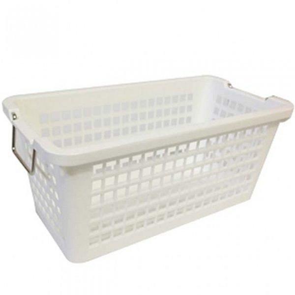 스틸손잡이바구니-H형 수납소품 다용도함 수납함 정리 상품이미지