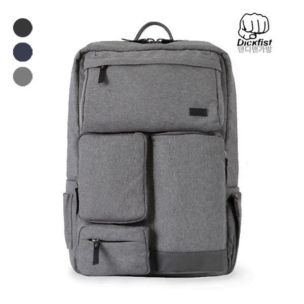 딕피스트 15인치 노트북 백팩 여행 학생 가방 상품이미지