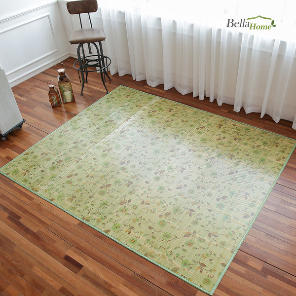 청대나무 돗자리 침대 대자리 (무늬) 180X220cm 상품이미지