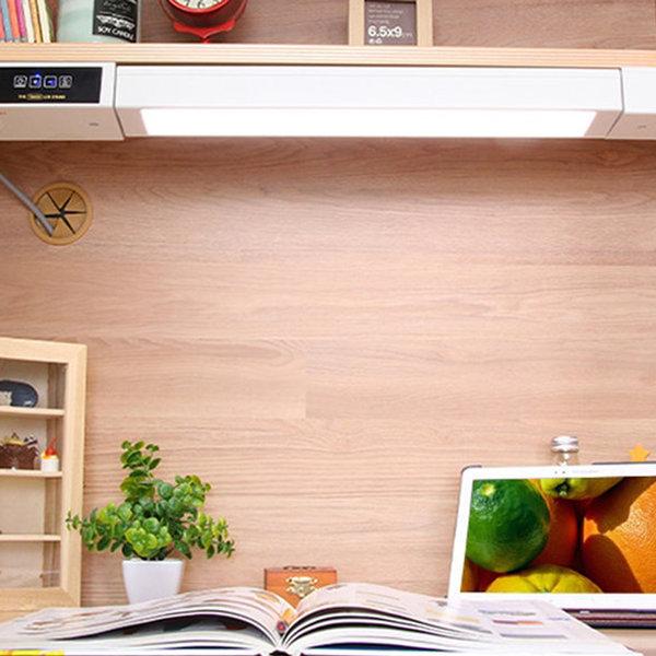 아이클 LED 스탠드 4단계 조절 독서실등 357F 상품이미지