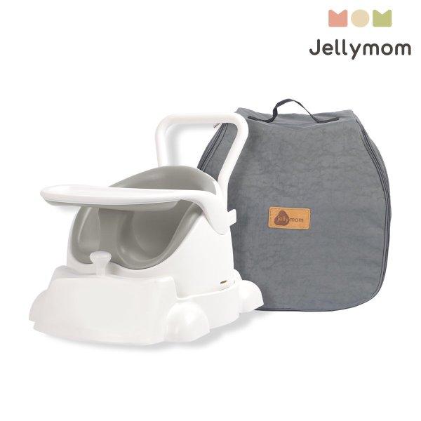 젤리맘  와이즈체어 A클래스 (범보의자+카트+가방) 아기 점보의자 이유식의자 유아식탁의자 백일선물 상품이미지