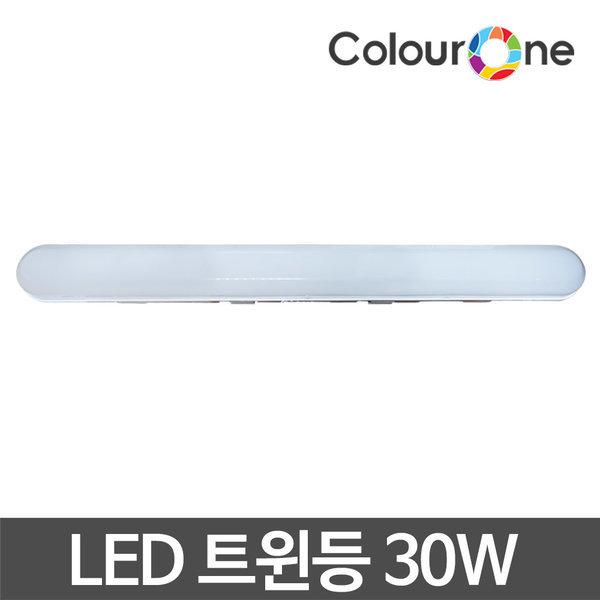 장수 LED트윈등 31W 주광색 LED등기구 LED형광등 30W 상품이미지