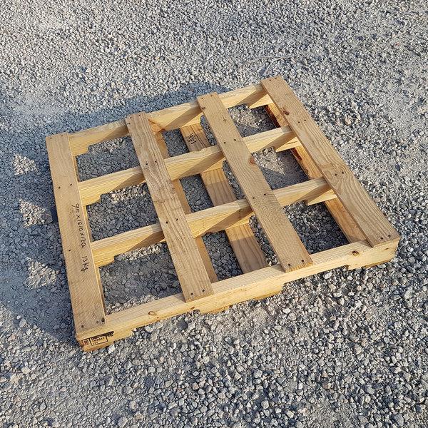 목재파렛트(중목0910)(상4줄)(91 101 12cm)) 상품이미지