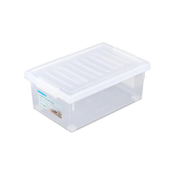 시스템 리빙박스 18L / 투명 플라스틱 정리함 햄스터 상품이미지